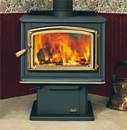 Heating with Wood Stoves